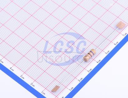 CCO(Chian Chia Elec) CF1W-470Ω±5% T(20pcs)