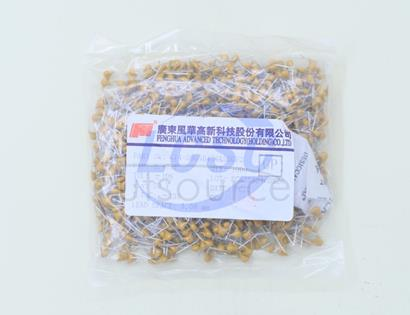Guangdong Fenghua Advanced Tech CT4-0805B474K500F3