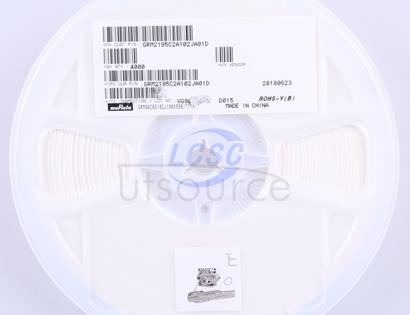Murata Electronics GRM2195C2A102JA01D