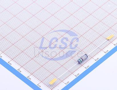 Chian Chia Elec FR1WS-5.1Ω±5%