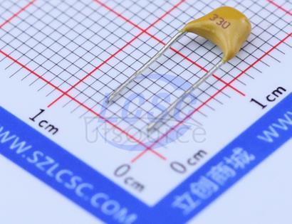 Guangdong Fenghua Advanced Tech CC4-0805N330J500F3(20pcs)