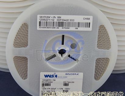 Huaxin S&T 1206B222K102