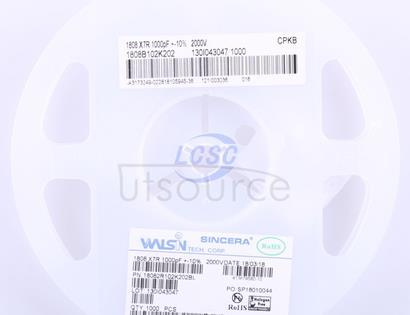 Huaxin S&T 1808B102K202