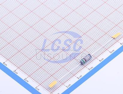 CCO(Chian Chia Elec) FR1WS-5.1Ω±5%(20pcs)