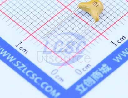 Made in China CC4-0805N101J500(20pcs)