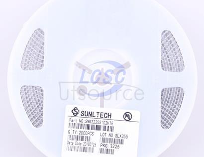 Sunltech Tech SMW3225S102HTE