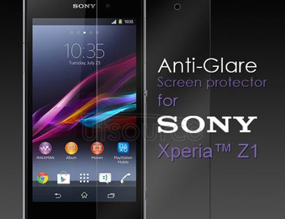 Anti-Glare Screen Protector for Sony Xperia Z1