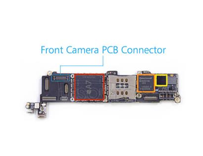 OEM Front Camera PCB Connector for iPhone 5S