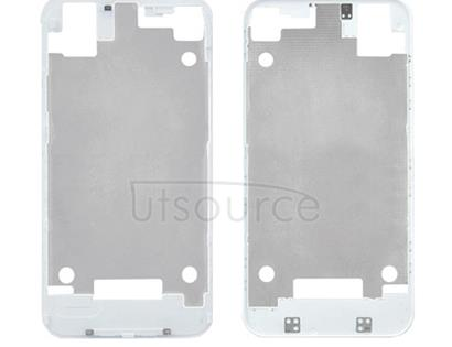 Custom Back Frame for iPhone 4S White