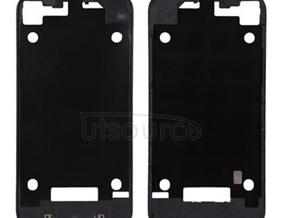 Custom Back Frame Replacement for iPhone 4 Black