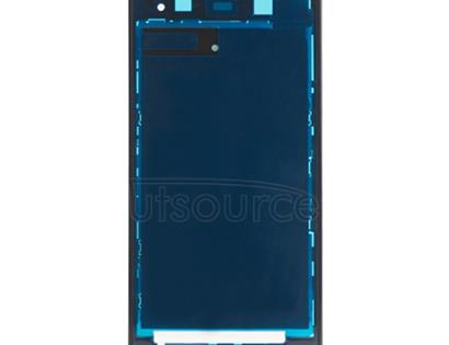 OEM LCD Supporting Frame for Sony Xperia Z1 Black