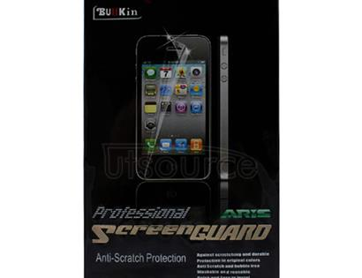 Front & Back Anti-Glare Screen Protector for iPhone 4S/4
