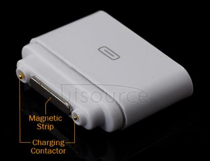 Magnetic Charger Adapter for Sony Xperia Z1 White