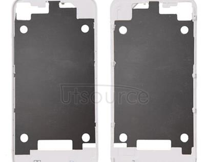 OEM Back Frame for iPhone 4 White