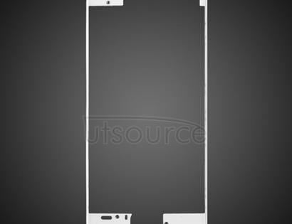 OEM LCD Supporting Frame for iPhone 5S White