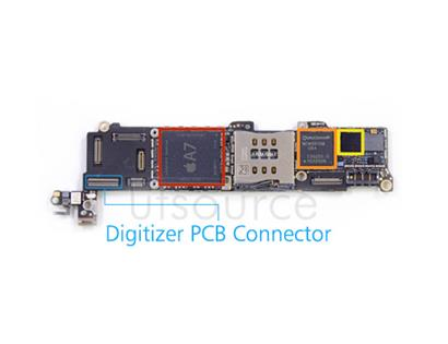OEM Digitizer PCB Connector for iPhone 5S