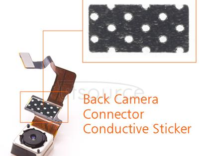 Rear Facing Camera Connector Conductive Sticker for iPhone 5