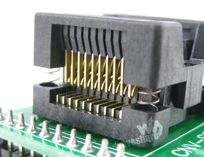 SOP20 TO DIP20, Programmer Adapter