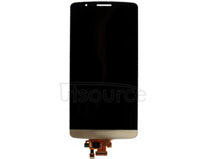 OEM LCD with Digitizer Replacement for LG G3 D855 Shine Gold