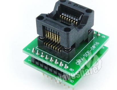 SOP16 TO DIP16 (A), Programmer Adapter
