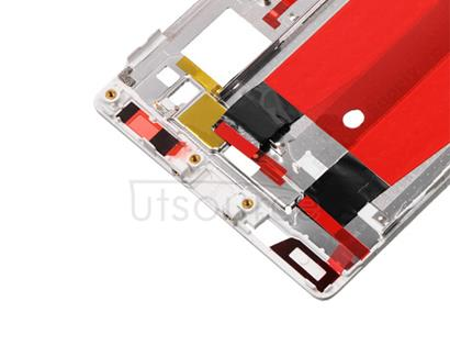OEM LCD Supporting Frame for Huawei P8 White