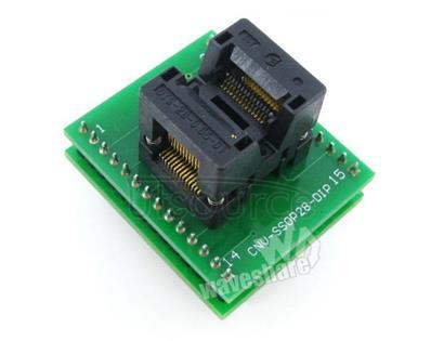 SSOP28 TO DIP28 (A), Programmer Adapter