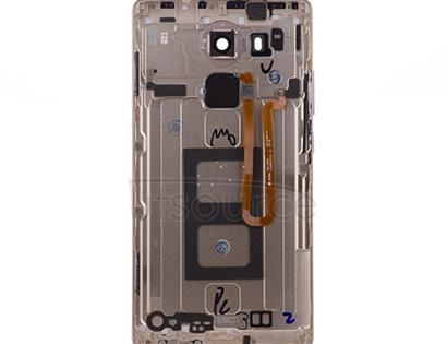 OEM Back Cover with Fingerprint Sensor for Huawei Ascend Mate8 Champagne Gold