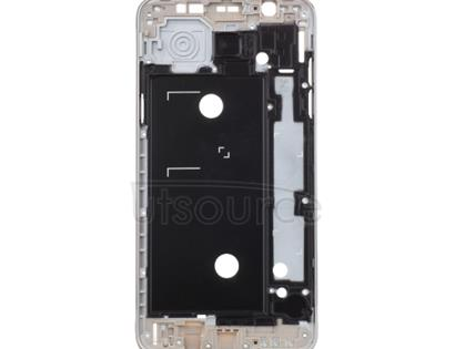 OEM Middle Frame for Samsung Galaxy J7 (2016) Gold