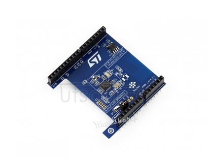 X-NUCLEO-IDB04A1, Bluetooth low energy expansion