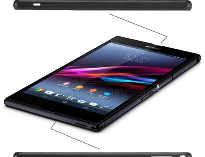 OEM Top and Bottom Stripe for Sony Xperia Z Ultra Black
