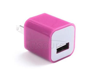US Standard Charger for iPhone/iPad/iPod Pink