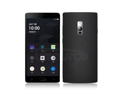 OEM StyleSwap Cover for OnePlus Two Sandstone Black
