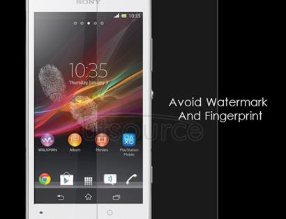 Anti-Glare Screen Protector for Sony Xperia SP