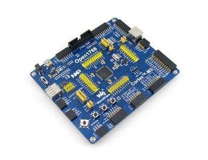 Open1768 Package B, LPC Development Board