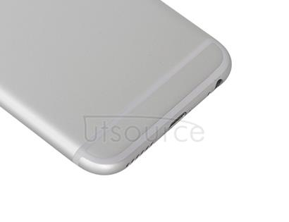 Custom Rear Housing Assembly for iPhone 6 Silver