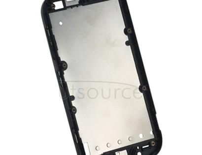 OEM LCD Supporting Frame for Nokia Lumia 510 Black