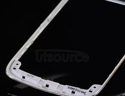 OEM LCD Screen Supporting Frame for BlackBerry Bold 9700 White
