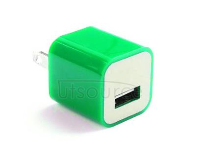 US Standard Charger for iPhone/iPad/iPod Green
