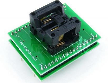 SSOP16 TO DIP16, Programmer Adapter