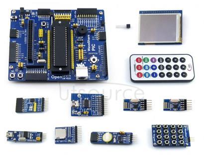Open16F877A Package A, PIC Development Board