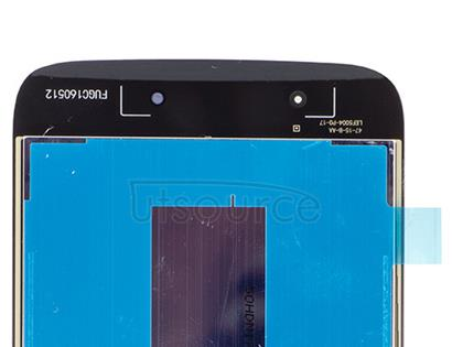 OEM LCD Screen with Digitizer Replacement for Motorola Moto G4 Play Black
