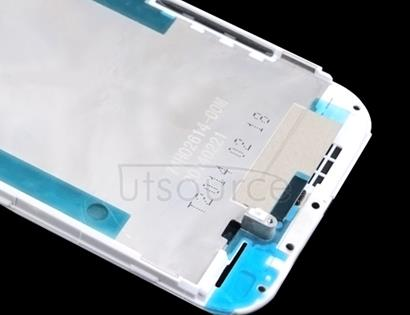 OEM Front Housing for HTC One M8 White