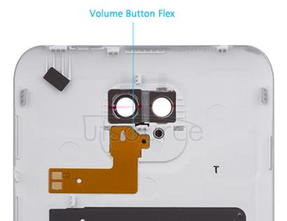 OEM Back Cover for LG X Cam Titan Silver LG X cam Battery Cover replacement can replace your damaged and scratched cover. Also it can greatly protect your battery and other important inside parts.