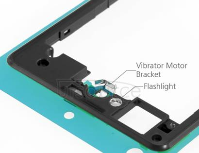 OEM Back Frame for Sony Xperia Z1 Compact Black