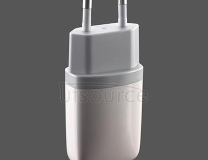 OEM Euro Standard Charger Adapter for HTC Smartphone White