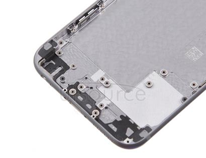 Custom Rear Housing for iPhone 6 Plus Space Gray