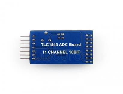 TLC1543 ADC Board