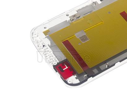 OEM Front Housing Replacement for Motorola Moto G2 White