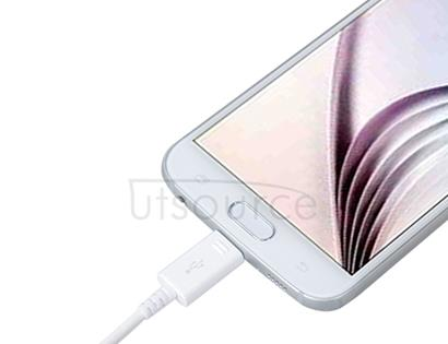 OEM USB Sync& Charge Cable for Samsung Galaxy S6 White