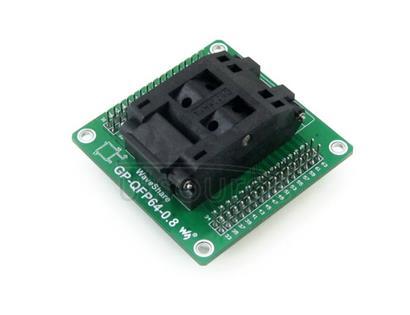 GP-QFP64-0.8, Programmer Adapter
